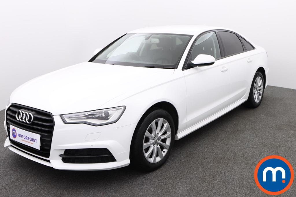 Audi A6 2.0 TDI Ultra SE Executive 4dr S Tronic - Stock Number 1143902 Passenger side front corner