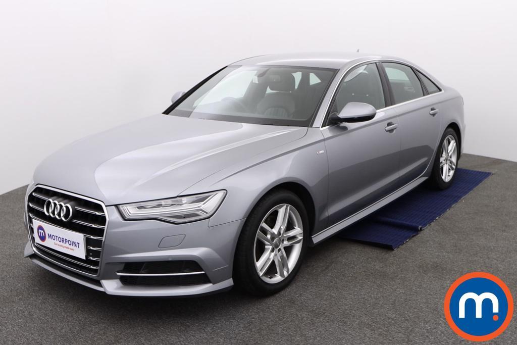 Audi A6 S Line - Stock Number 1144303 Passenger side front corner