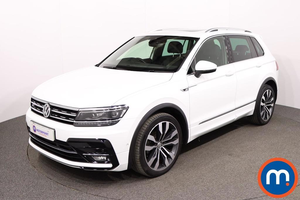 Volkswagen Tiguan 2.0 TDi 150 4Motion R Line 5dr DSG - Stock Number 1145182 Passenger side front corner