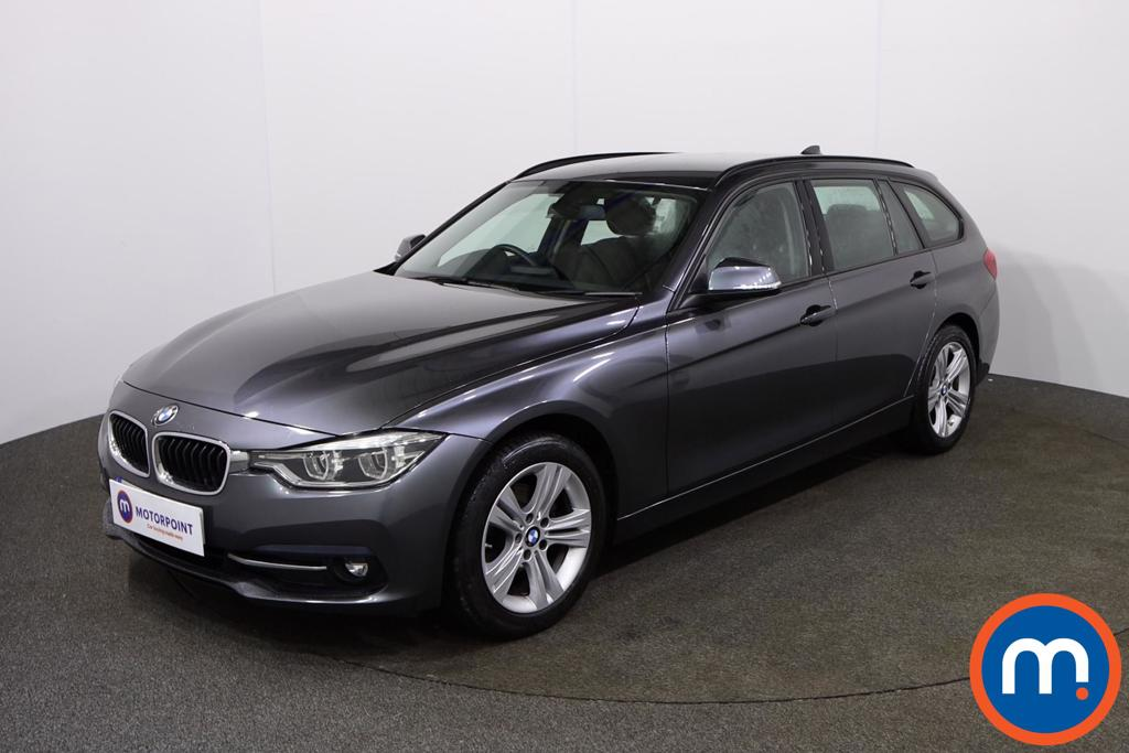 BMW 3 Series 318i Sport 5dr - Stock Number 1145707 Passenger side front corner