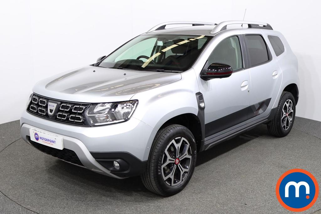Dacia Duster 1.3 TCe 130 Techroad 5dr - Stock Number 1146478 Passenger side front corner