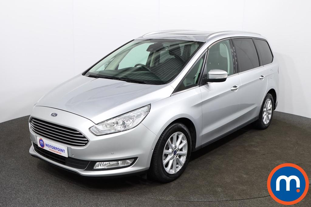 Ford Galaxy 2.0 TDCi 150 Titanium X 5dr Powershift - Stock Number 1146677 Passenger side front corner