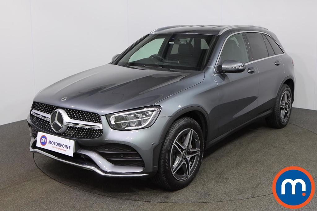 Mercedes-Benz GLC AMG Line - Stock Number 1147394 Passenger side front corner