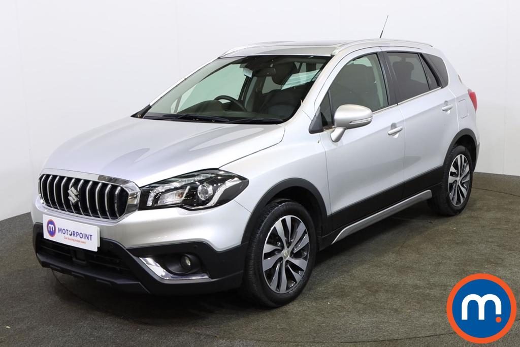 Suzuki Sx4 S-Cross 1.4 Boosterjet SZ5 ALLGRIP 5dr - Stock Number 1147716 Passenger side front corner