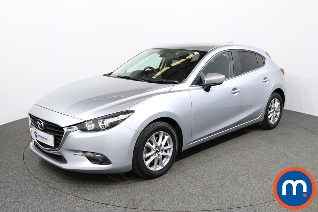 Mazda 3 2.0 SE-L Nav 5dr Auto - Stock Number 1148450 Passenger side front corner