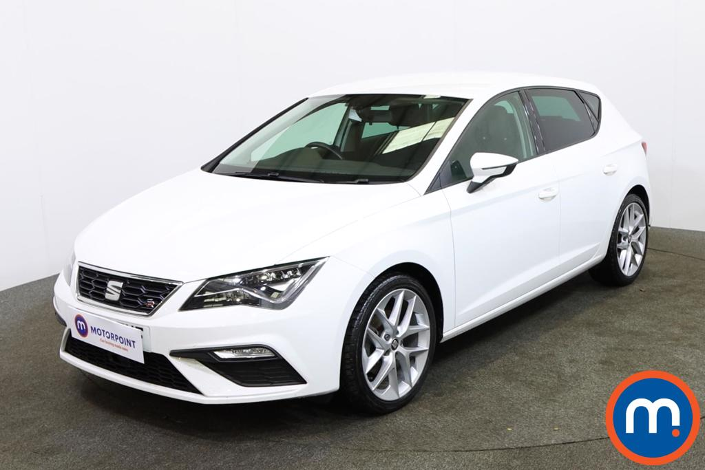 Seat Leon 1.4 TSI 125 FR Technology 5dr - Stock Number 1148880 Passenger side front corner