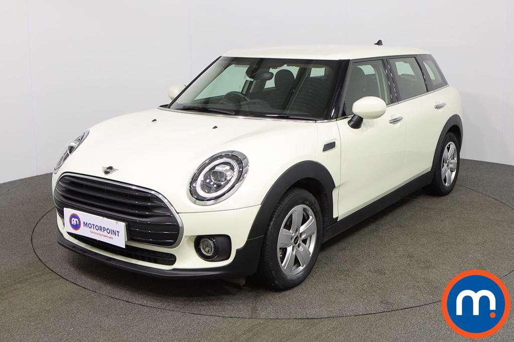 Mini Clubman 1.5 Cooper Classic 6dr [Comfort-Nav-Plus Pack] - Stock Number 1148889 Passenger side front corner