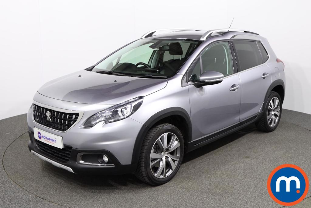 Peugeot 2008 Allure - Stock Number 1149934 Passenger side front corner