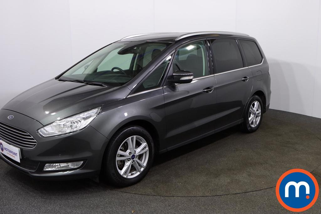 Ford Galaxy 2.0 EcoBlue 150 Titanium 5dr - Stock Number 1102001 Passenger side front corner