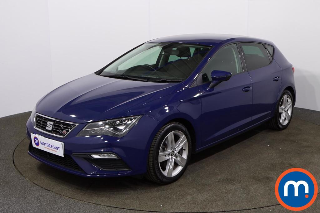 Seat Leon 1.4 TSI 125 FR Technology 5dr - Stock Number 1123784 Passenger side front corner