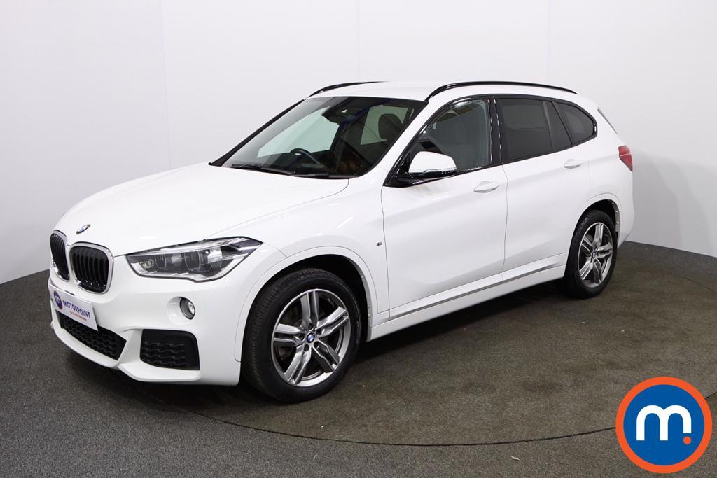 BMW X1 M Sport - Stock Number 1137969 Passenger side front corner
