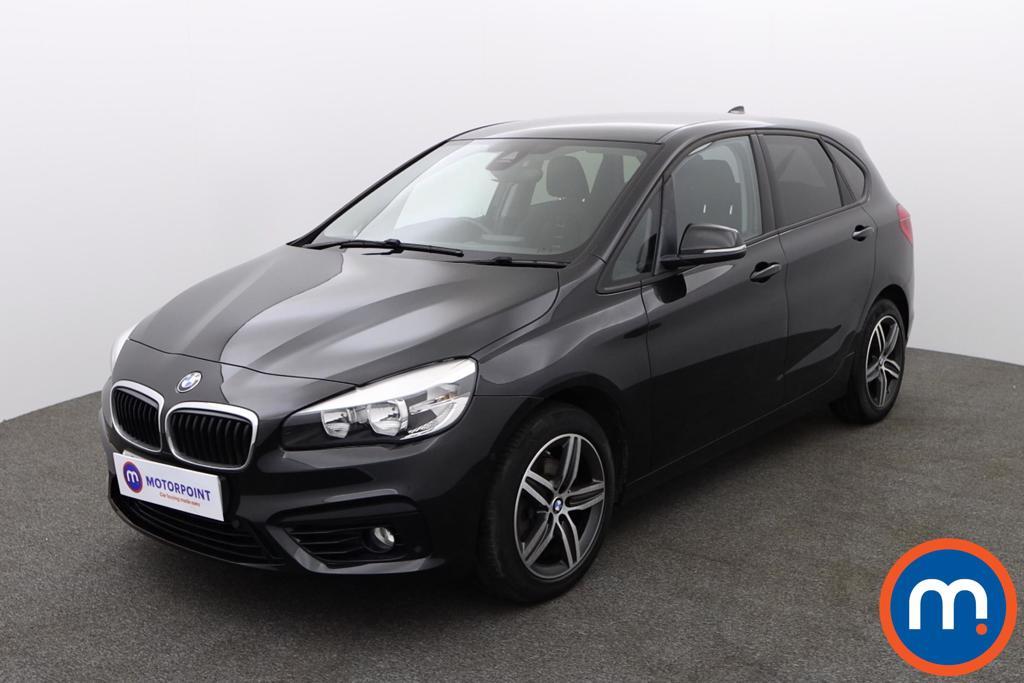 BMW 2 Series Sport - Stock Number 1143138 Passenger side front corner