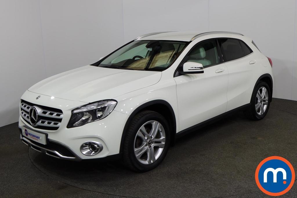 Mercedes-Benz GLA Sport - Stock Number 1144079 Passenger side front corner