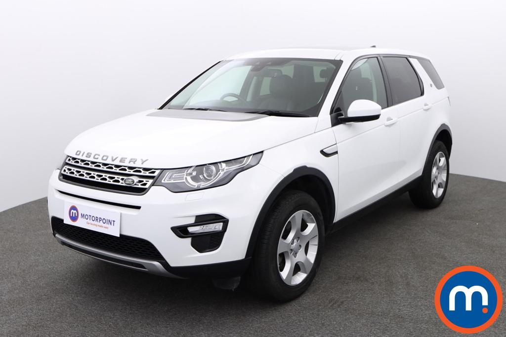 Land Rover Discovery Sport 2.0 eD4 HSE 5dr 2WD [5 Seat] - Stock Number 1144321 Passenger side front corner