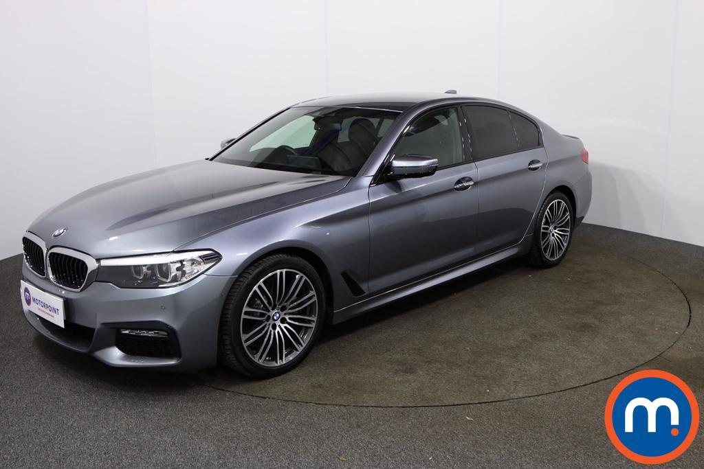 BMW 5 Series M Sport - Stock Number 1144963 Passenger side front corner