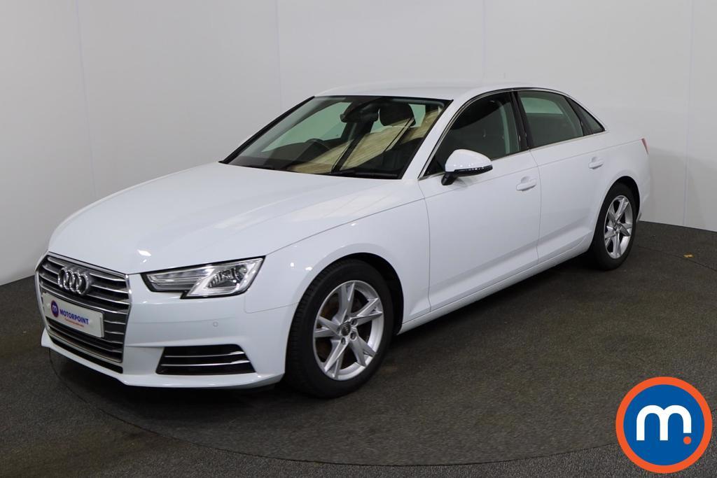 Audi A4 SE - Stock Number 1145471 Passenger side front corner