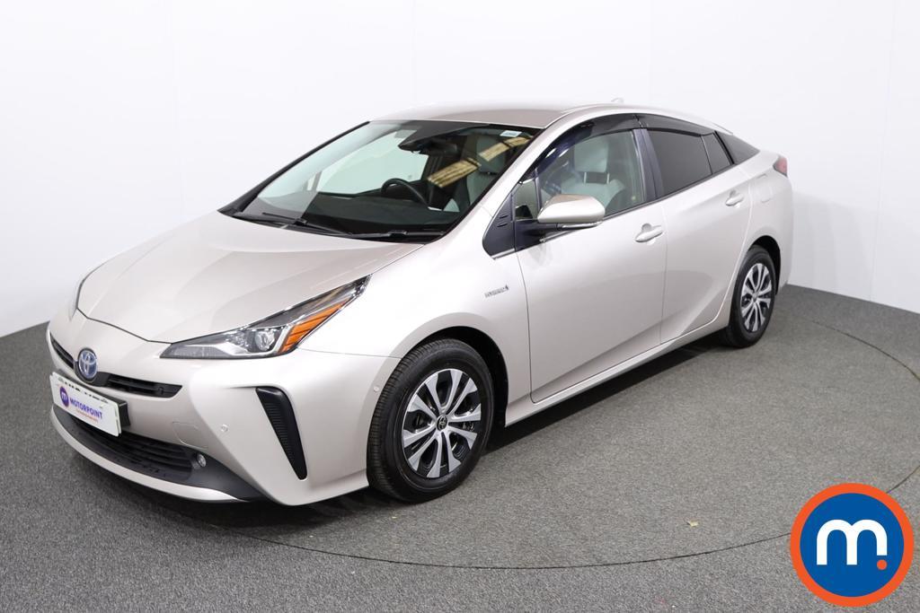 Toyota Prius Excel - Stock Number 1146192 Passenger side front corner