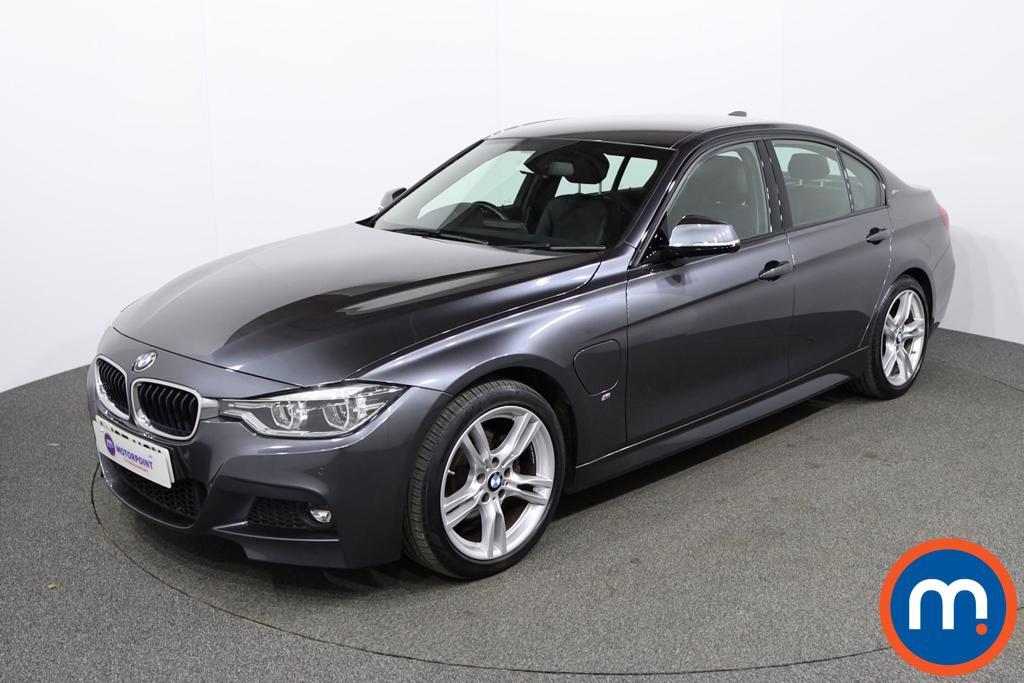 BMW 3 Series 330e M Sport 4dr Step Auto - Stock Number 1146275 Passenger side front corner