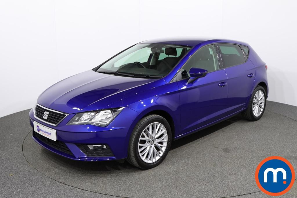 Seat Leon 1.2 TSI SE Dynamic Technology 5dr - Stock Number 1147047 Passenger side front corner