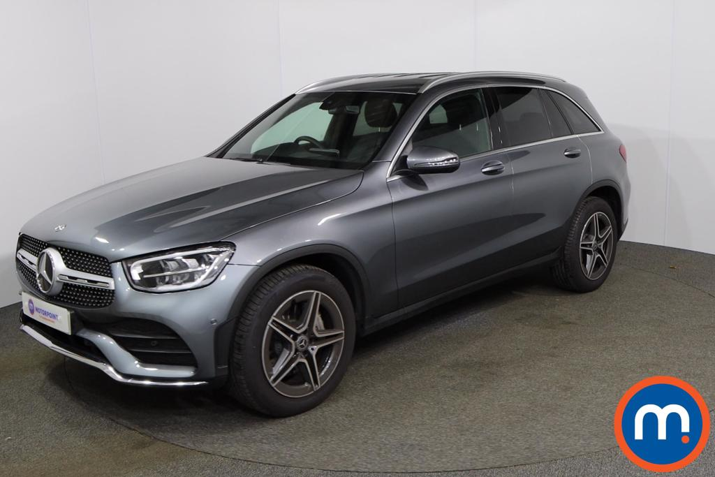 Mercedes-Benz GLC GLC 300 4Matic AMG Line 5dr 9G-Tronic - Stock Number 1147392 Passenger side front corner