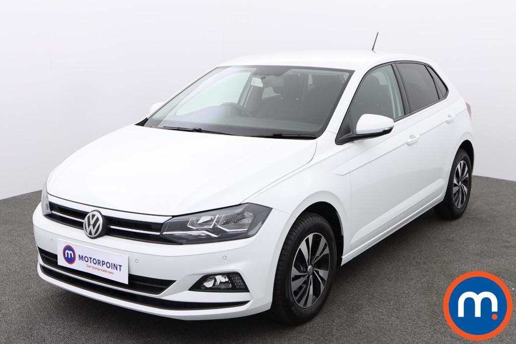 Volkswagen Polo Match - Stock Number 1147407 Passenger side front corner