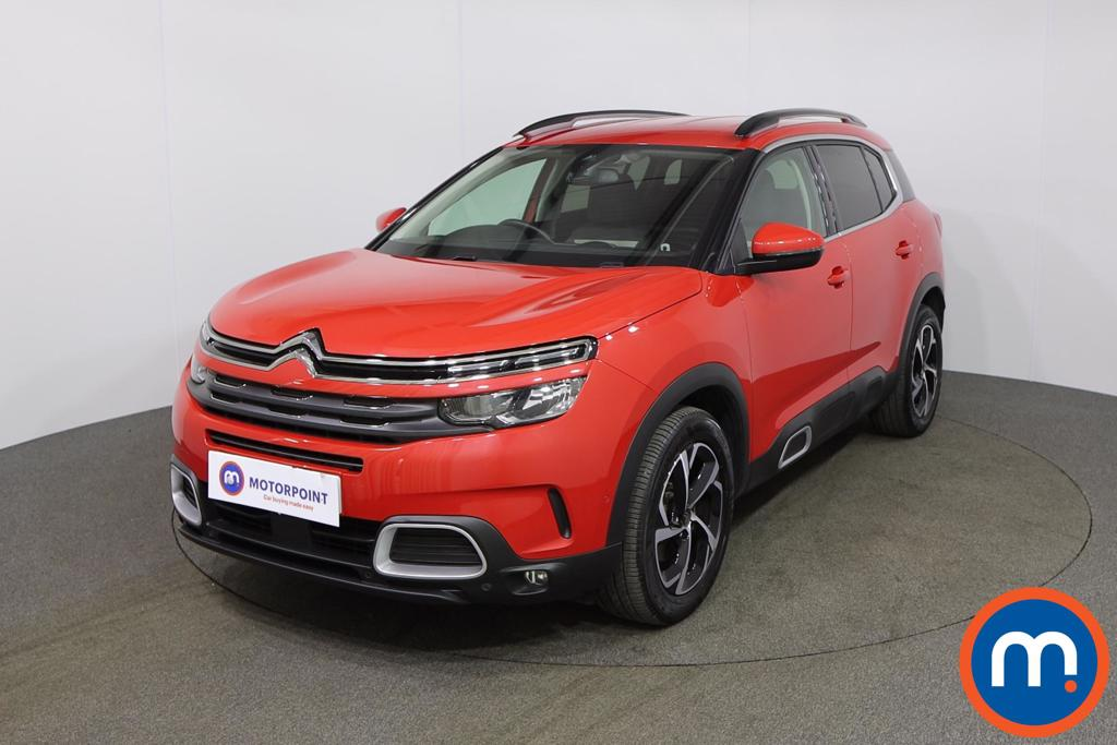 Citroen C5 Aircross 1.2 PureTech 130 Flair 5dr - Stock Number 1148281 Passenger side front corner