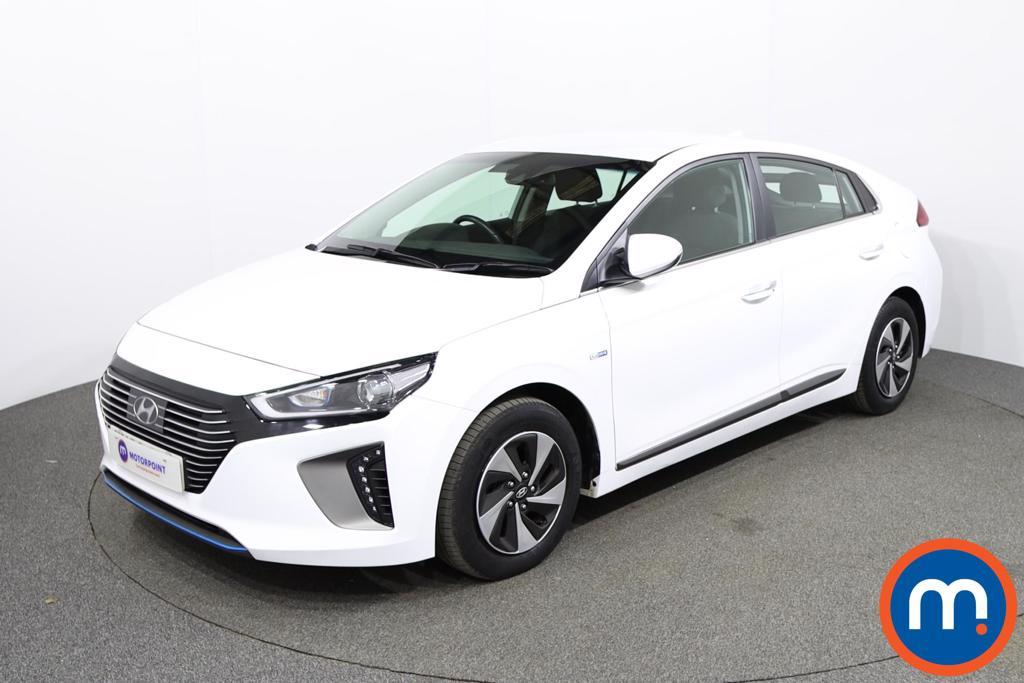 Hyundai Ioniq 1.6 GDi Hybrid Premium 5dr DCT - Stock Number 1148308 Passenger side front corner