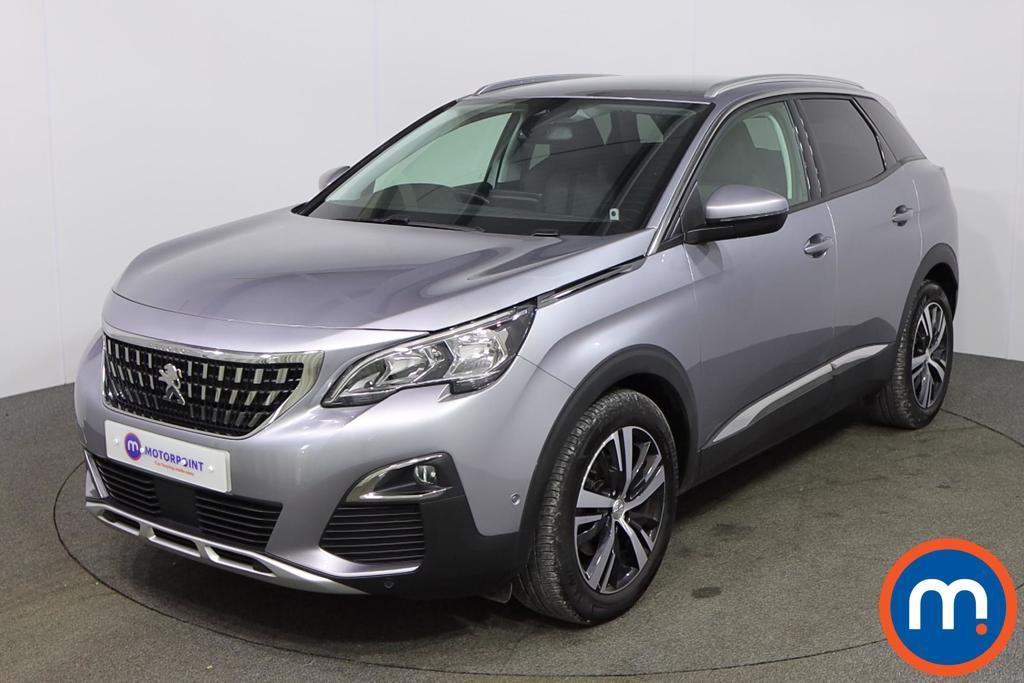 Peugeot 3008 1.2 PureTech Allure 5dr - Stock Number 1148453 Passenger side front corner