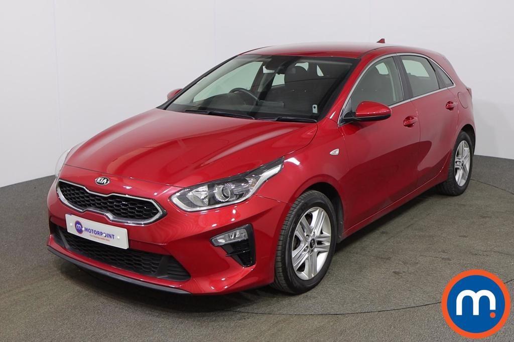 KIA Ceed 1.0T GDi ISG 2 5dr - Stock Number 1148926 Passenger side front corner