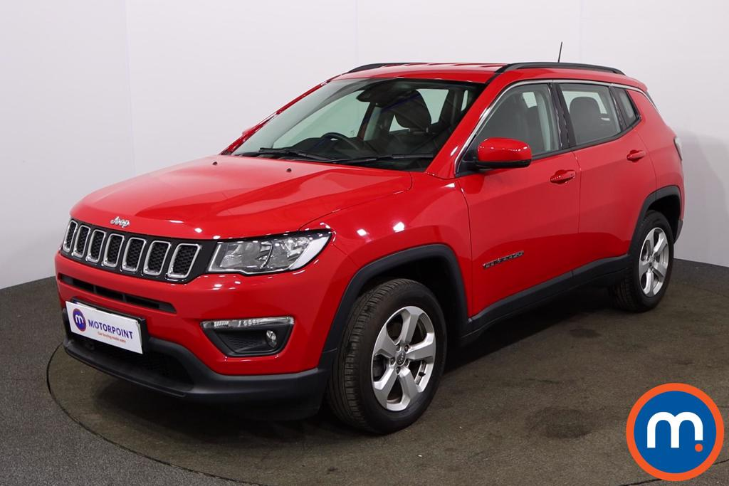 Jeep Compass 1.4 Multiair 140 Longitude 5dr [2WD] - Stock Number 1117328 Passenger side front corner