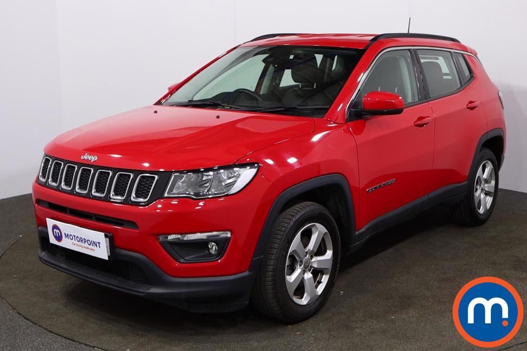 Jeep Compass 1.4 Multiair 140 Longitude 5dr [2WD] - Stock Number 1126243 Passenger side front corner