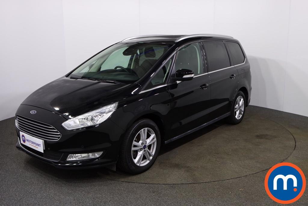 Ford Galaxy 2.0 EcoBlue 150 Titanium 5dr - Stock Number 1127340 Passenger side front corner