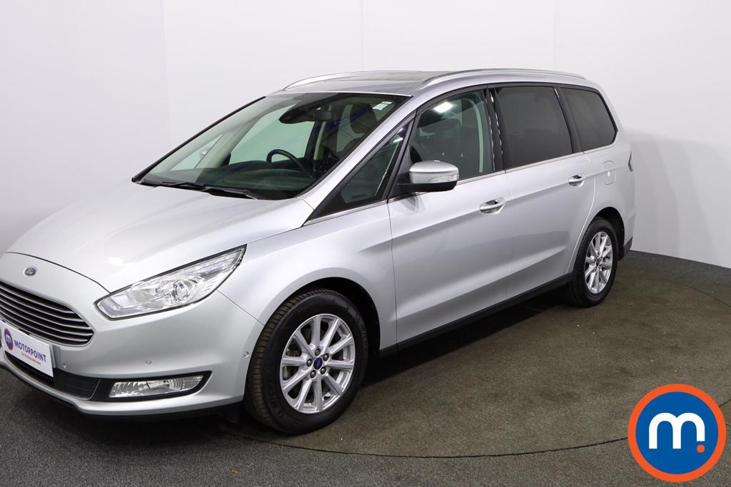 Ford Galaxy 2.0 EcoBlue 150 Titanium X 5dr - Stock Number 1129572 Passenger side front corner