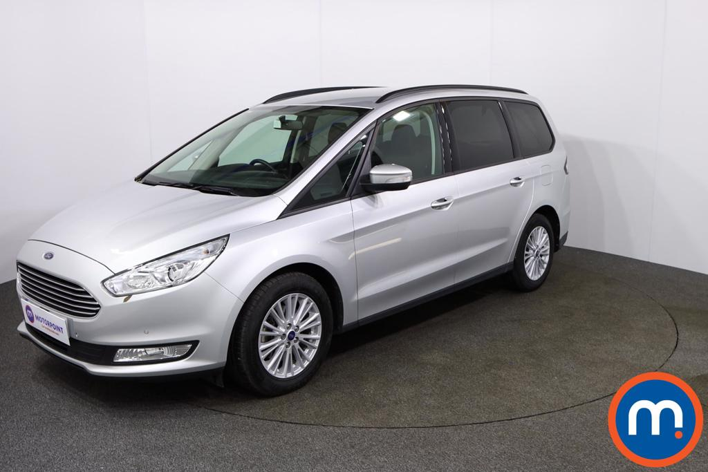 Ford Galaxy 2.0 EcoBlue 150 Zetec 5dr Auto [Nav] - Stock Number 1130443 Passenger side front corner