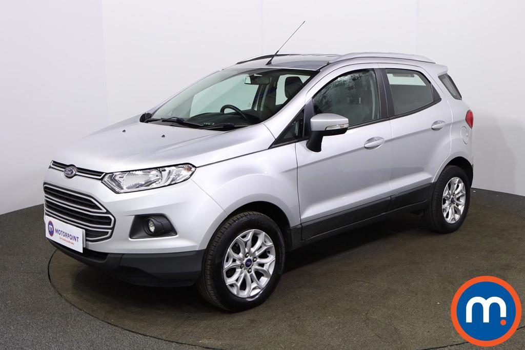 Ford Ecosport Zetec - Stock Number 1142166 Passenger side front corner