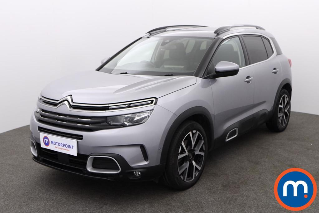 Citroen C5 Aircross 1.6 PureTech 180 Flair Plus 5dr EAT8 - Stock Number 1143452 Passenger side front corner