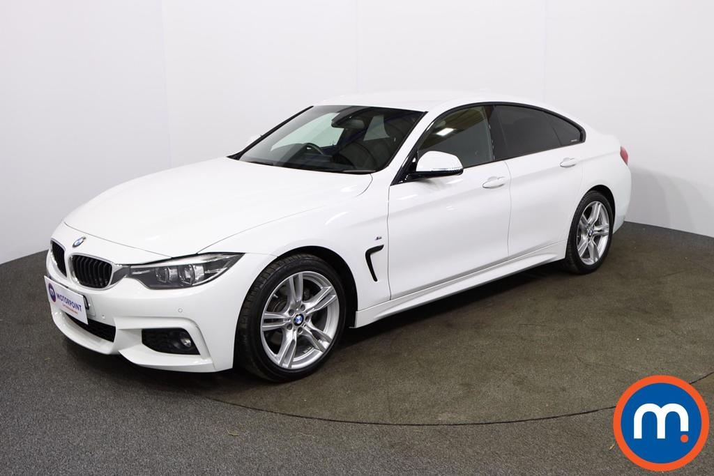 BMW 4 Series M Sport - Stock Number 1144871 Passenger side front corner