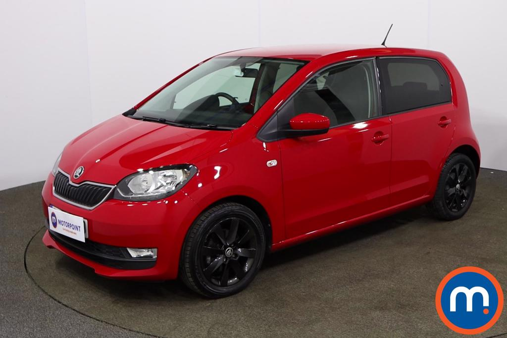 Skoda Citigo Colour Edition - Stock Number 1144985 Passenger side front corner