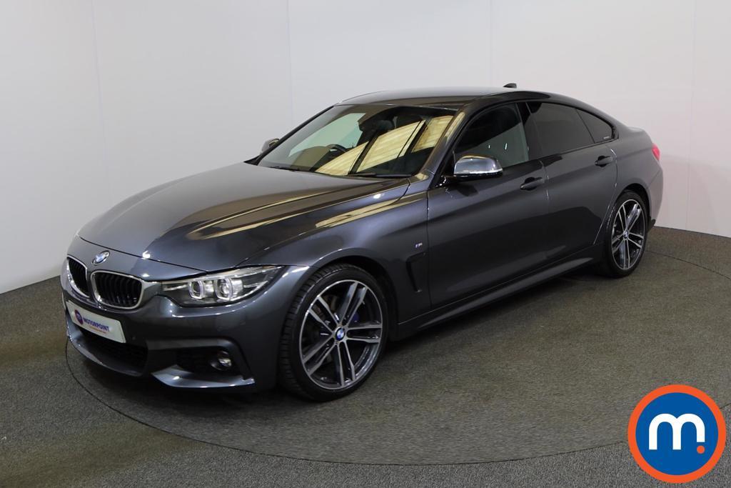 BMW 4 Series 420d [190] M Sport 5dr Auto [Professional Media] - Stock Number 1145385 Passenger side front corner