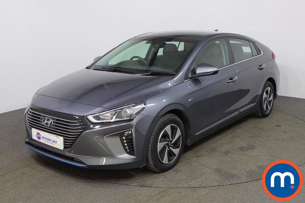Hyundai Ioniq 1.6 GDi Hybrid Premium SE 5dr DCT - Stock Number 1145524 Passenger side front corner