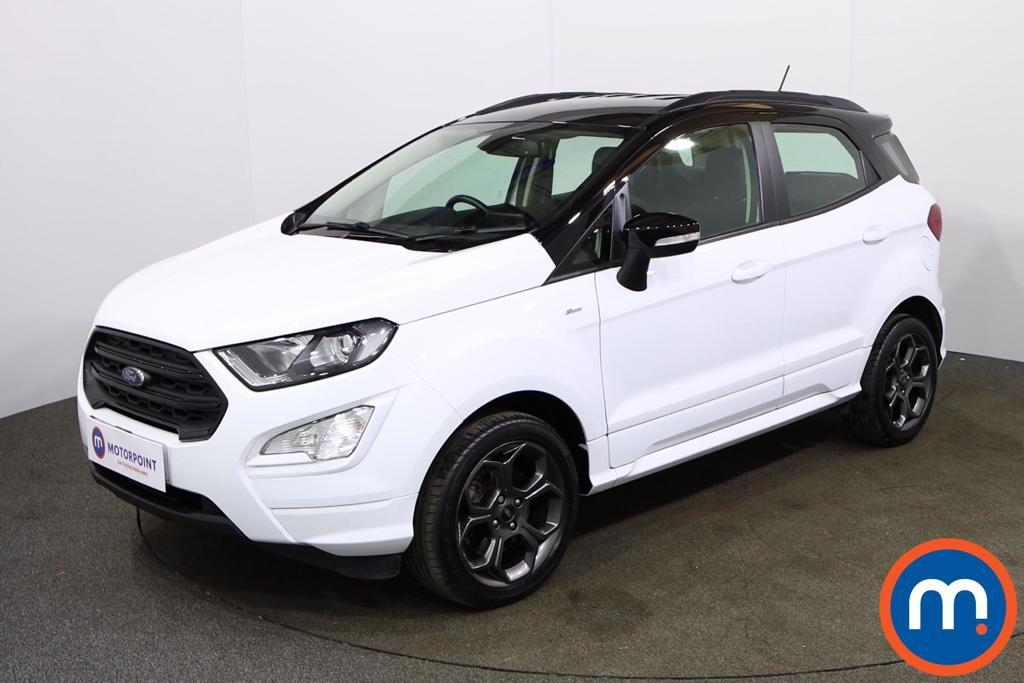 Ford Ecosport ST-Line - Stock Number 1146280 Passenger side front corner