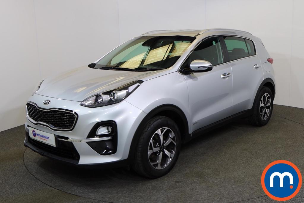 KIA Sportage 1.6T GDi ISG 2 5dr [AWD] - Stock Number 1146725 Passenger side front corner