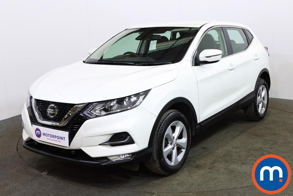 Nissan Qashqai Acenta Premium - Stock Number 1147448 Passenger side front corner