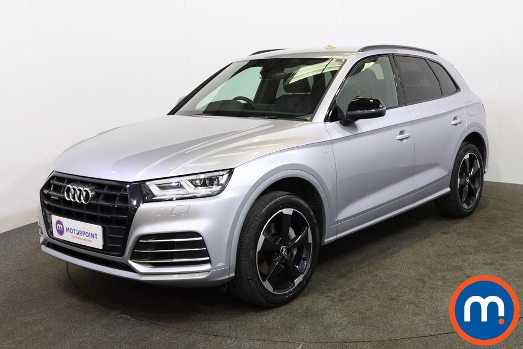 Audi Q5 Black Edition - Stock Number 1147865 Passenger side front corner
