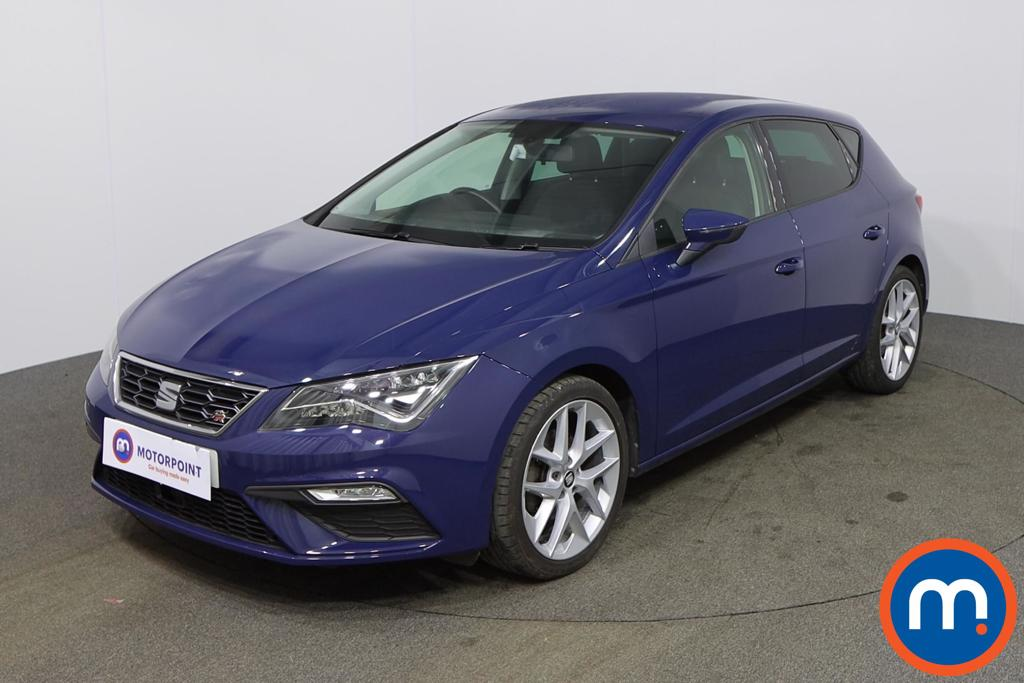 Seat Leon 1.4 TSI 125 FR Technology 5dr - Stock Number 1148912 Passenger side front corner