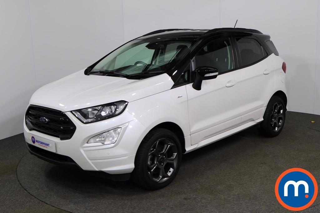 Ford Ecosport ST-Line - Stock Number 1149583 Passenger side front corner