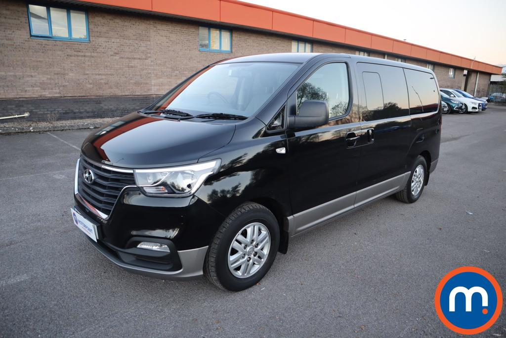 Hyundai I800 SE Nav - Stock Number 1083194 Passenger side front corner