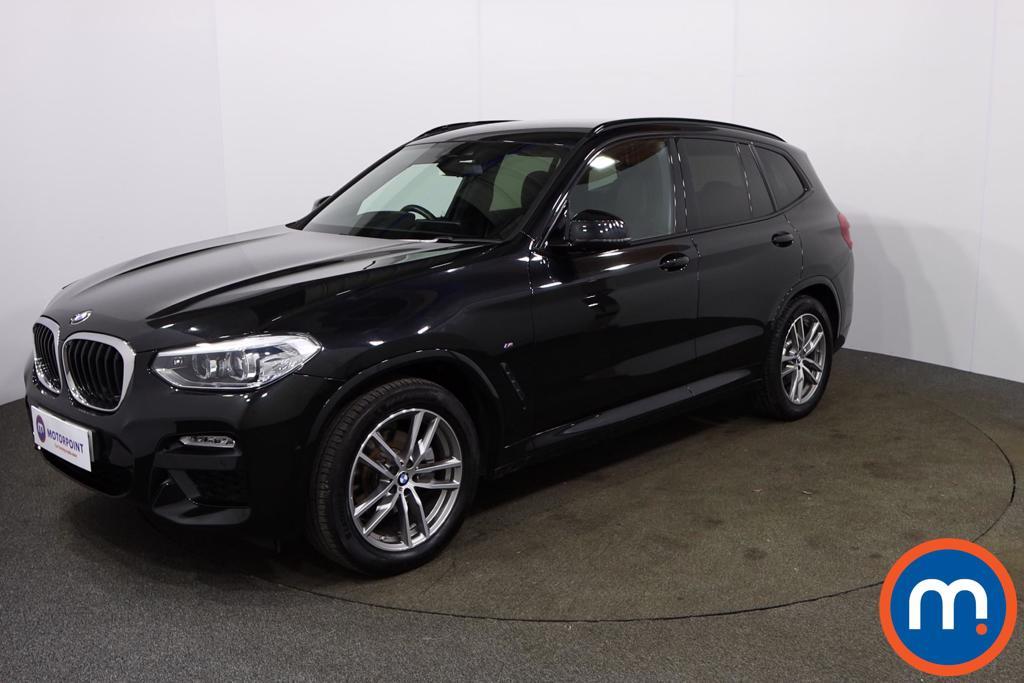 BMW X3 M Sport - Stock Number 1131350 Passenger side front corner