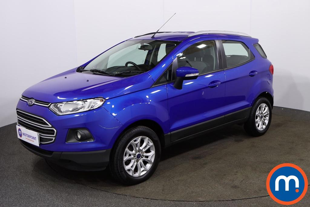 Ford Ecosport 1.5 Zetec 5dr - Stock Number 1135945 Passenger side front corner