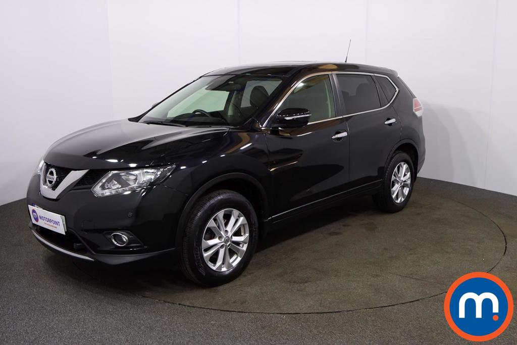 Nissan X-Trail 1.6 dCi Acenta [Smart Vision Pack] 5dr - Stock Number 1137432 Passenger side front corner